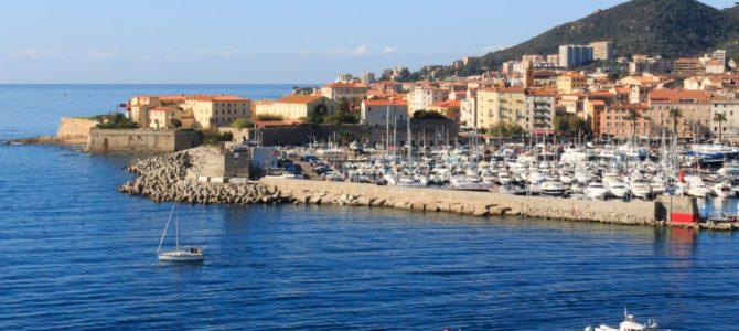 Découvrez la superbe ville d'Ajaccio en Corse