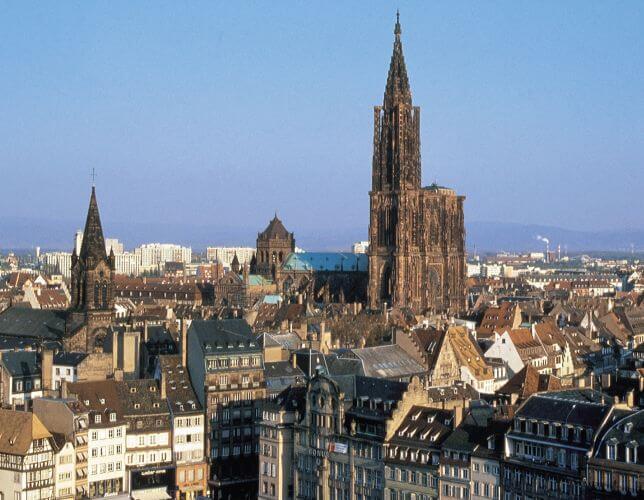 Strasbourg c l bre pour son centre historique la ville for Salon de la gastronomie strasbourg