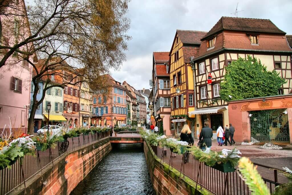 Découvrez la ville de Colmar en Alsace