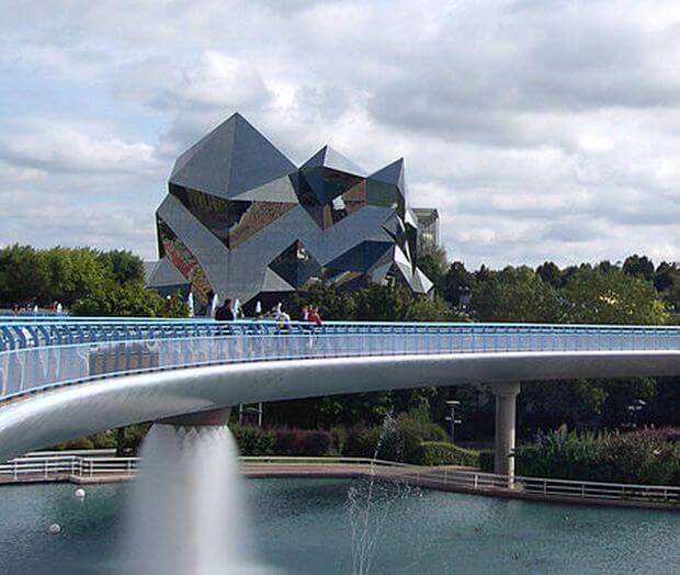 Découvrez le Parc du Futuroscope