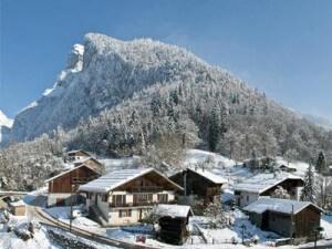 paysages vacances ski