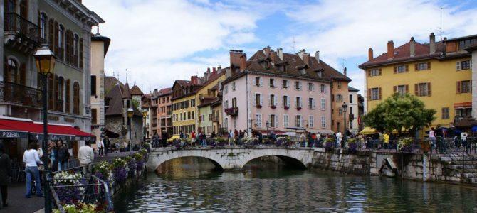 Annecy, la Venise de Savoie